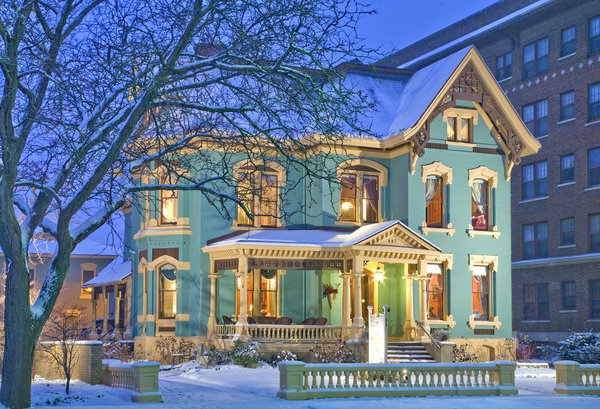 The Kalamazoo House Bed and Breakfast