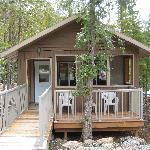 ‪Crawford Creek Cabins‬