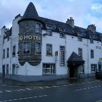 The Stag Hotel &amp; Restaurant Lochgilphead