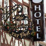 Hotel zur Post Bacharach