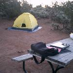 Spider Rock Campground