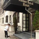Mount Royal Hotel & Hostel