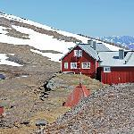 Laktatjakko Mountain Station