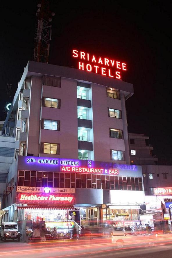 Sri Aarvee Hotels
