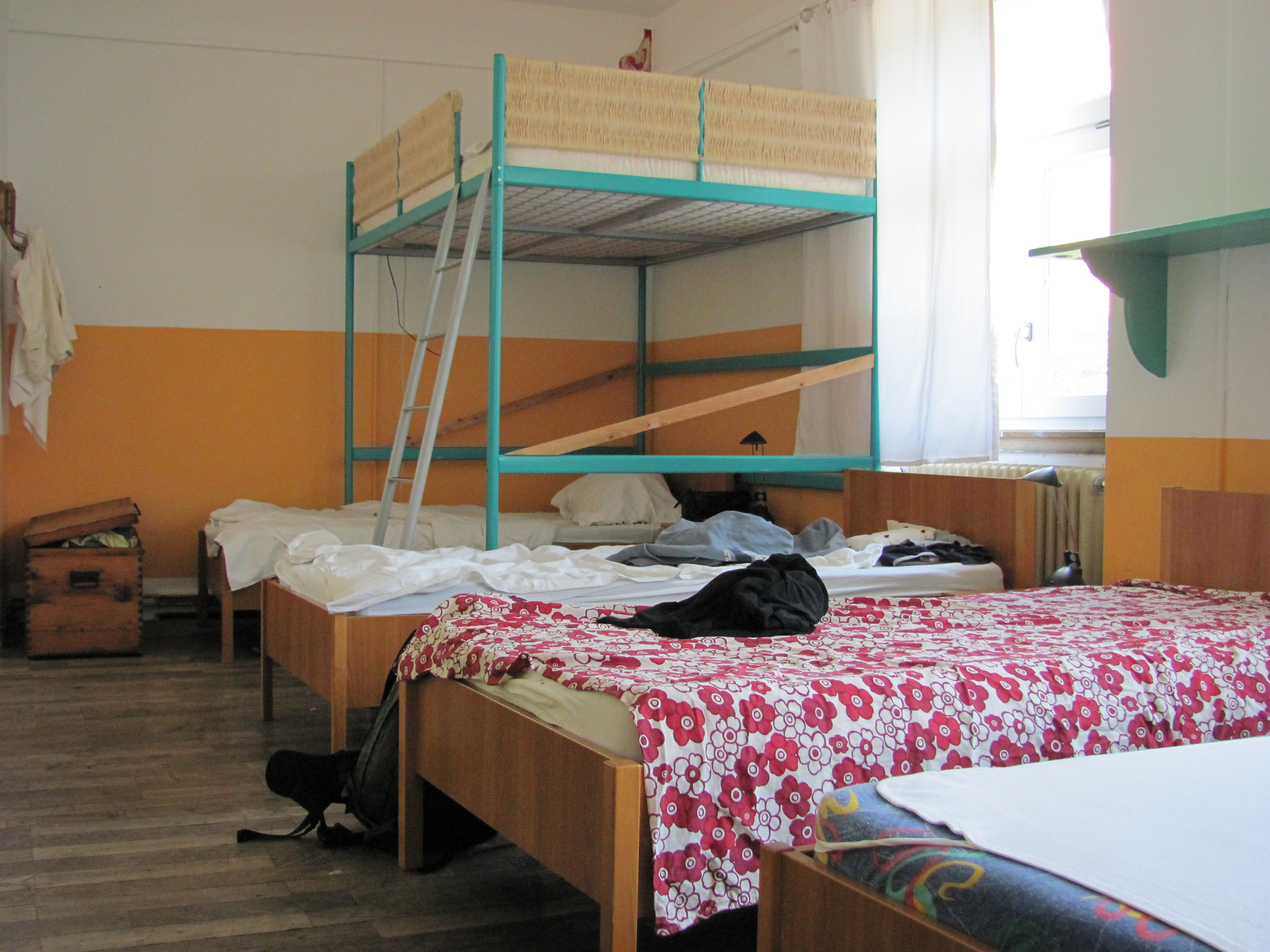The Black Forest Hostel