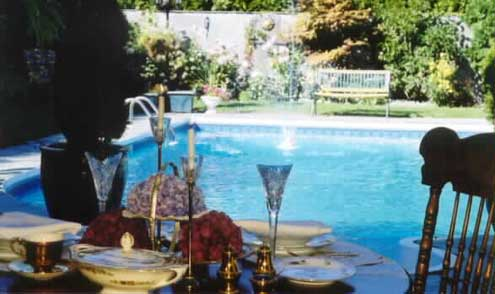 The Stone Hedge Bed and Breakfast