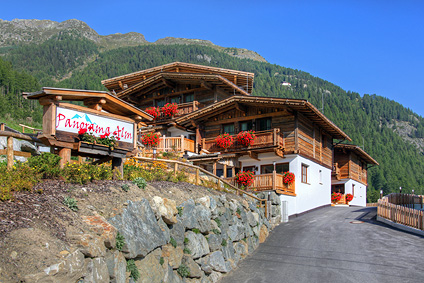 ‪Gruenwald Resort Soelden‬