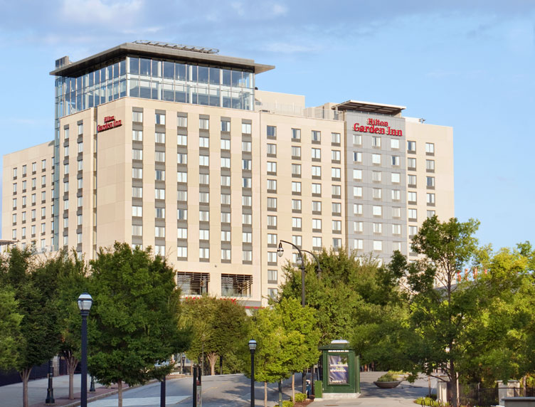 Hilton Garden Inn Atlanta Downtown Ga Hotel Reviews