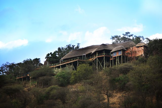 ‪Soroi Serengeti Lodge‬
