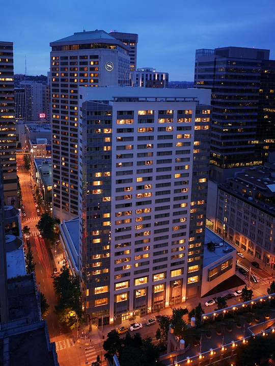 Sheraton Seattle Hotel