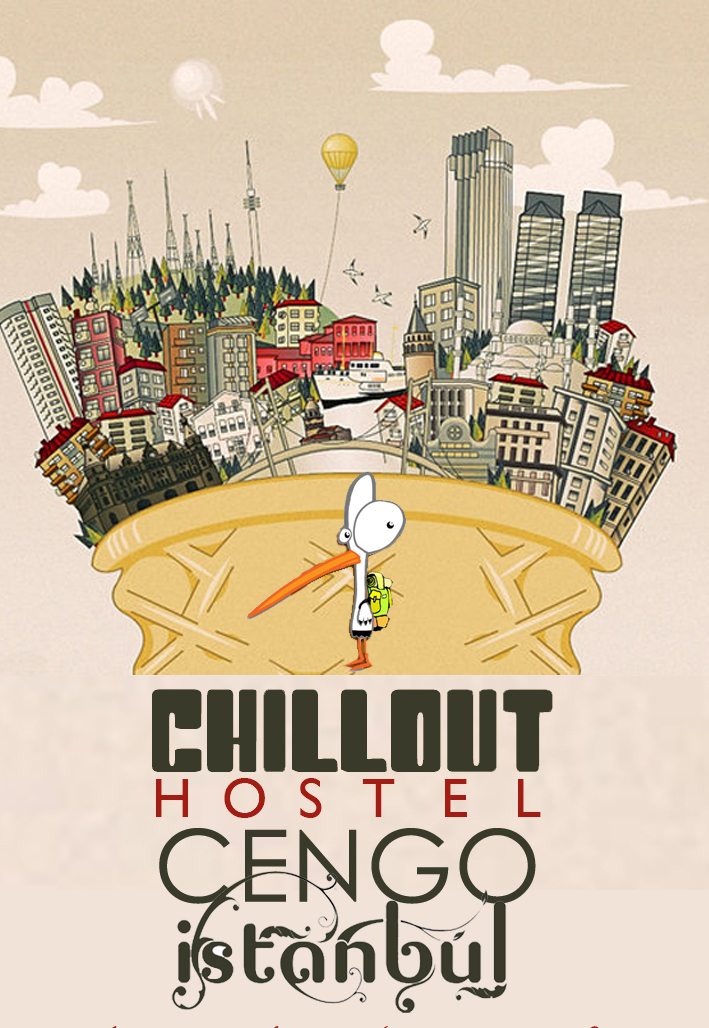 Chillout Cengo Hostel
