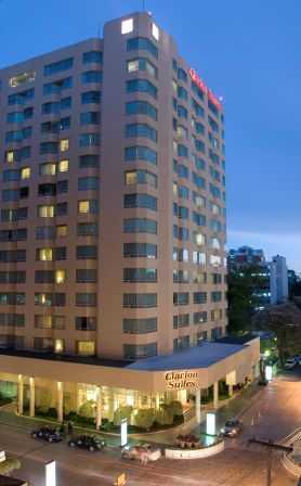Clarion Suites Guatemala City