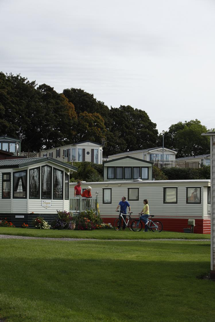 Blairgowrie Holiday Park