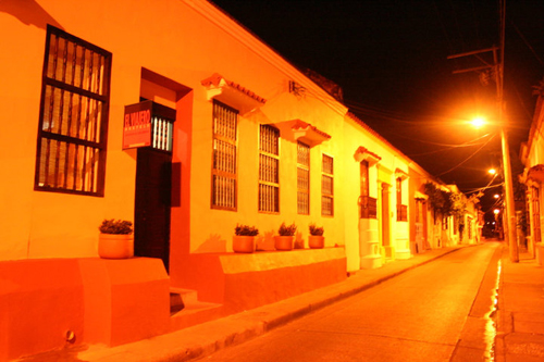 El Viajero Cartagena Hostel