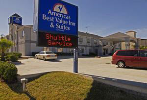 Americas Best Value Inn & Suites-Bush Int'l Airport