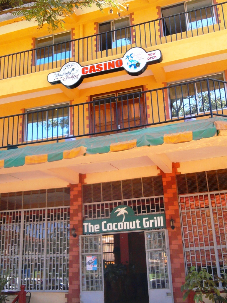 The Coconut Grill