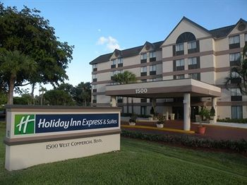 ‪Holiday Inn Express and Suites Fort Lauderdale Executive Airport‬