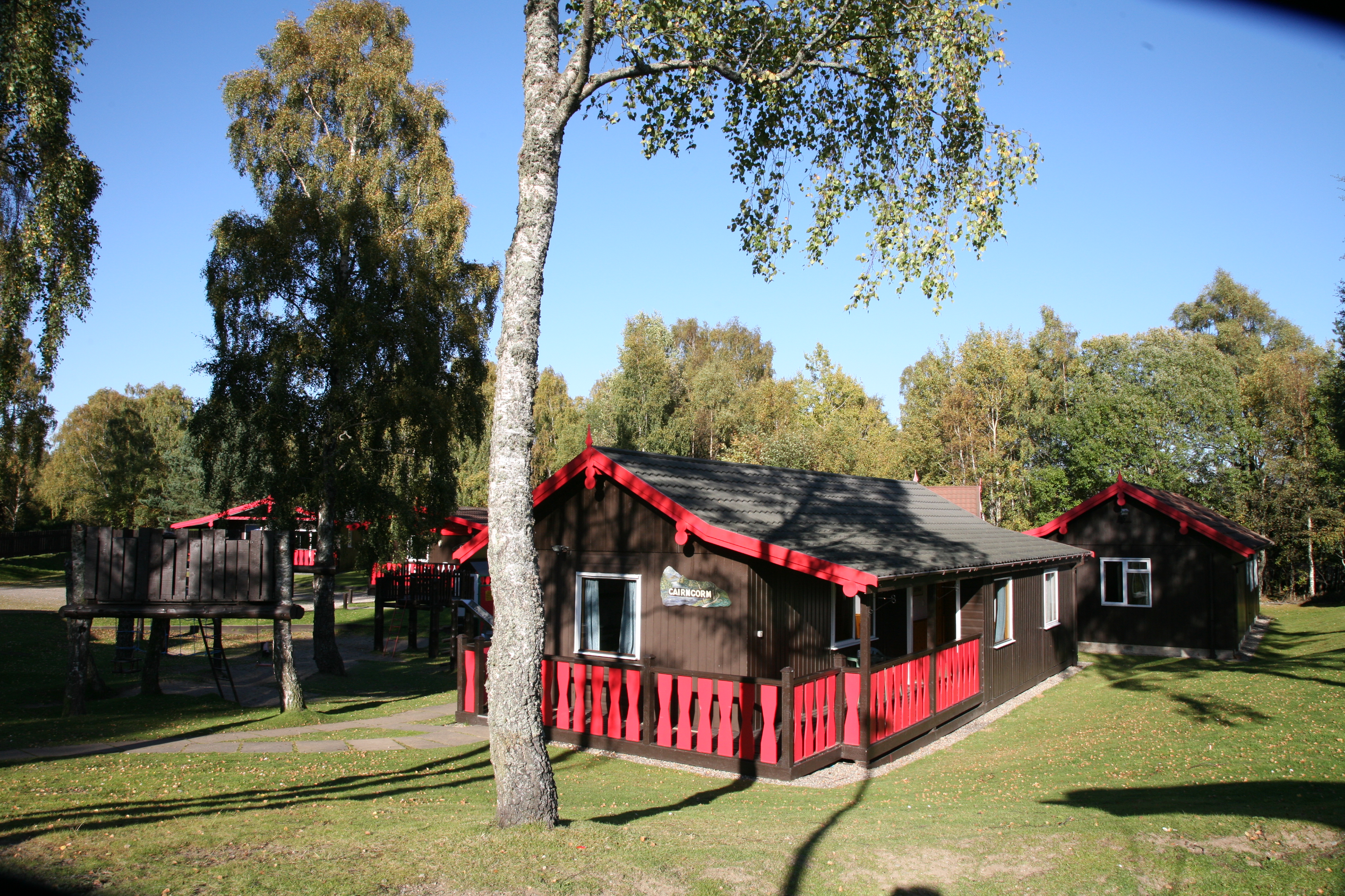 High Range Self-catering Chalets