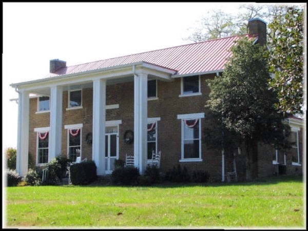 The Old Dr Cox Farm Bed & Breakfast