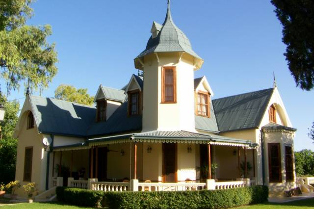 Villa Victoria Lodge