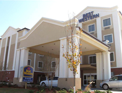 BEST WESTERN PLUS Flowood Inn & Suites
