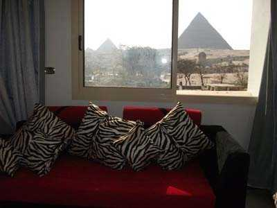 Pyramids View Inn