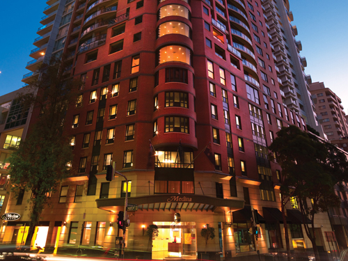 Adina Apartment Hotel Sydney