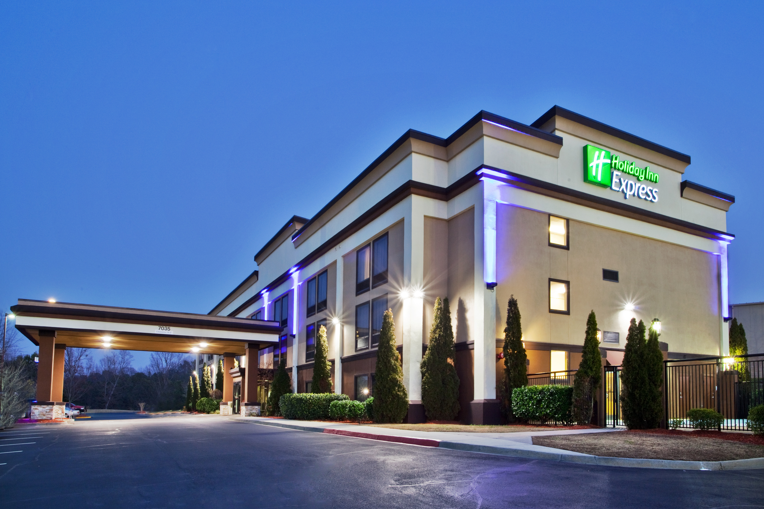 Holiday Inn Express Peachtree Corners/Norcross