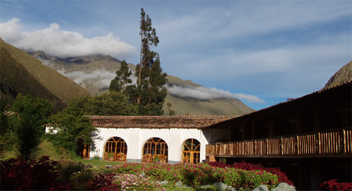 Nustayoc Lodge