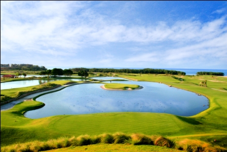The Black Pearl Golf Course