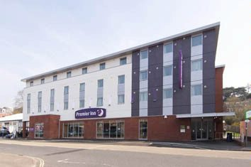 Premier Inn Exeter Central St Davids