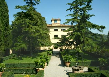 Villa di Monte Solare
