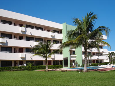Ocean Club Suites Cancun