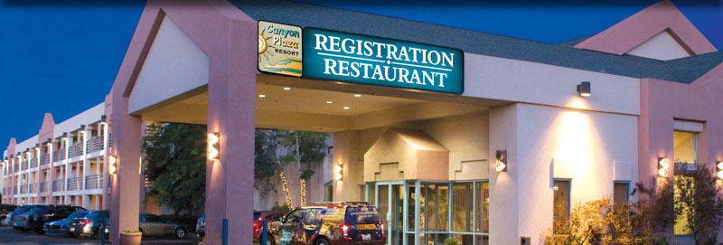 Canyon Plaza Quality Inn & Suites