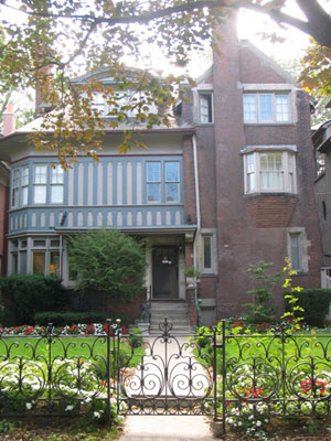 Ainsley House Bed and Breakfast
