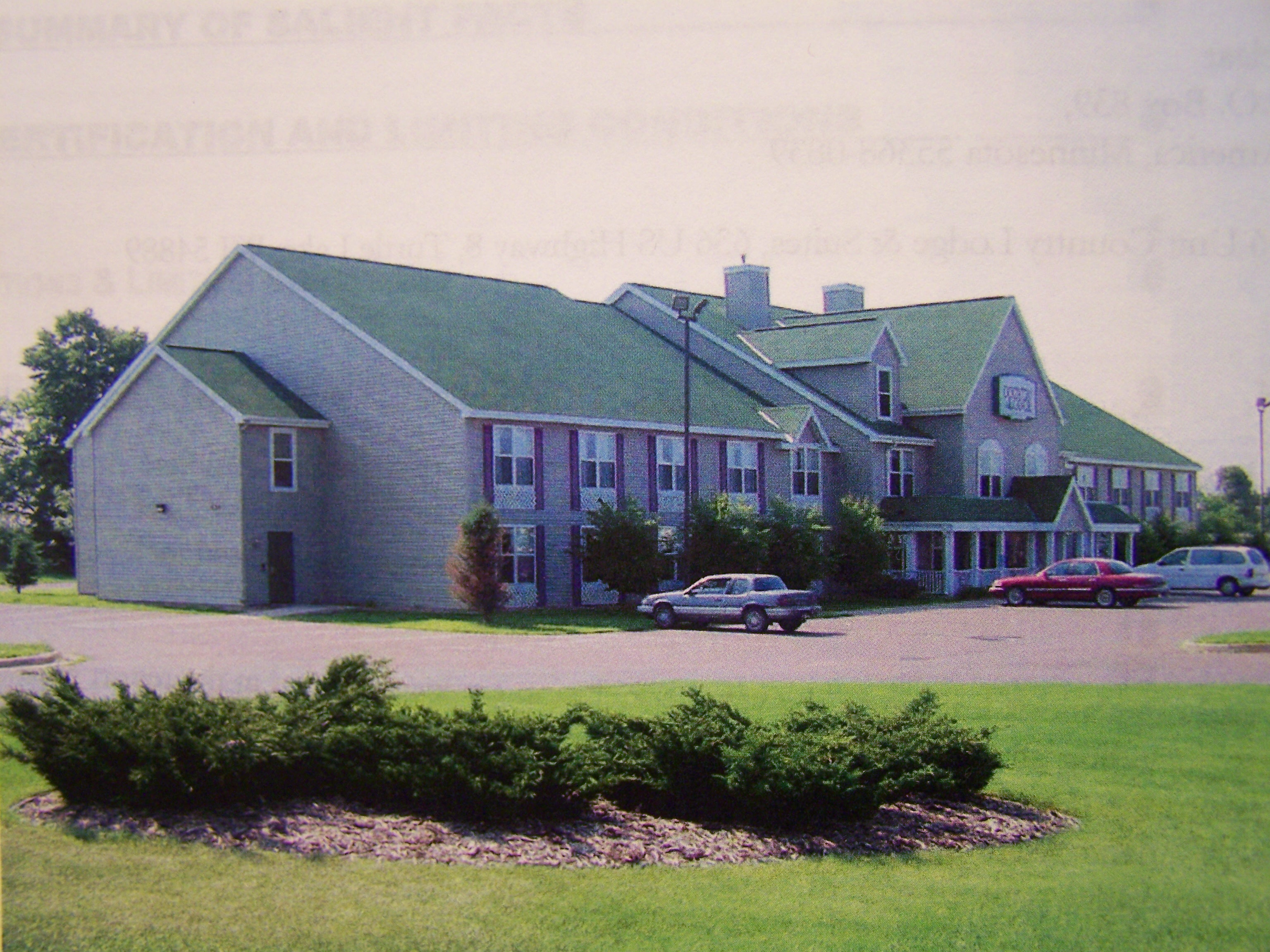Country Lodge of Turtle Lake