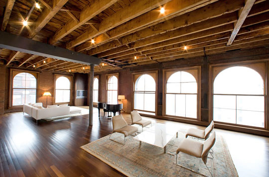 ... Loft Apartment ... Part 42