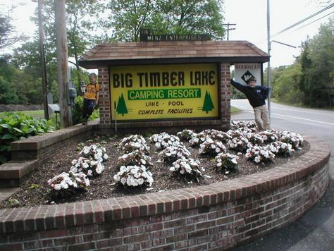 Big Timber Lake Family Camping Resort