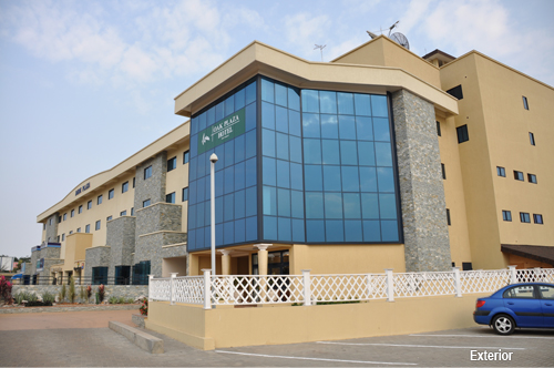 Oak Plaza East Airport Hotel