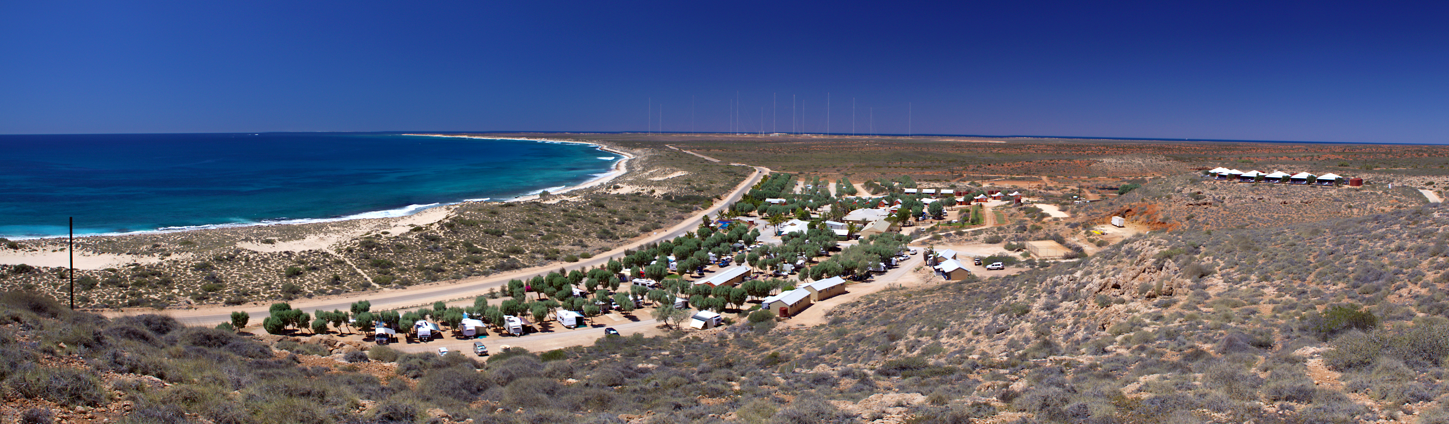 Ningaloo Lighthouse Caravan Park