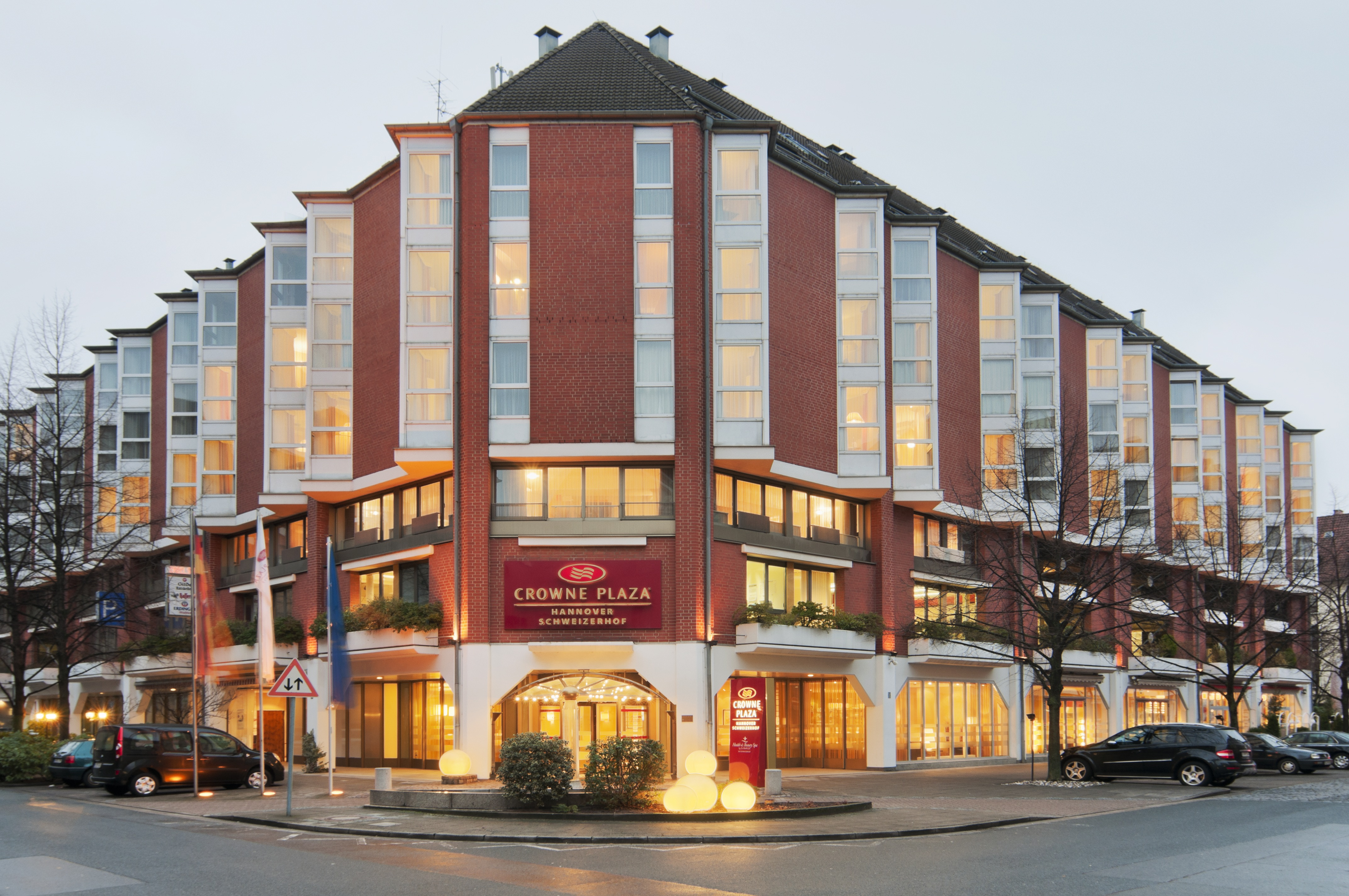 Crowne Plaza Hotel Hannover