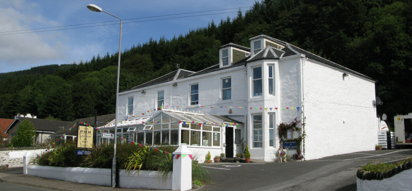 The Pier Guest House