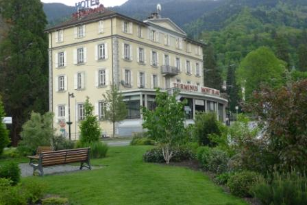 Hotel Terminus Mont-Blanc