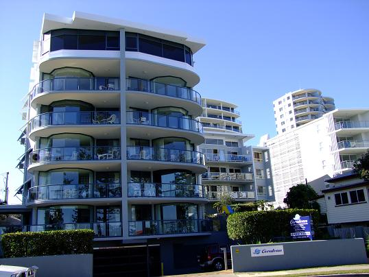 Cerulean Apartments