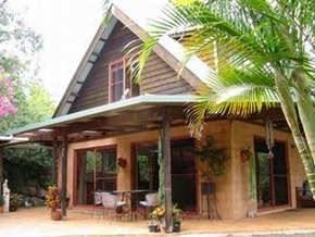 ‪Abbiente House & Cottages - Byron Bay Hinterland‬