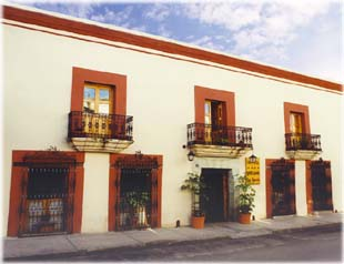 Hotel Parador San Agustin