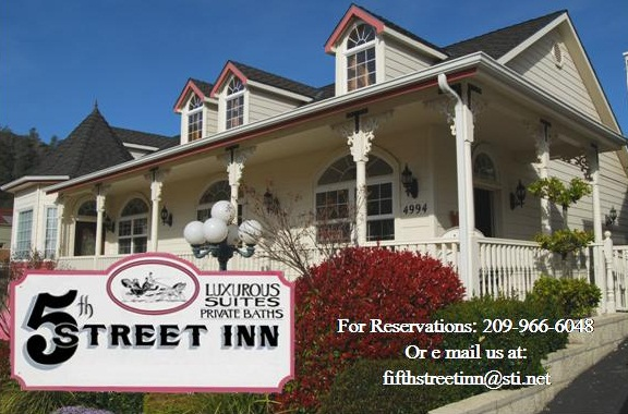 5th (Fifth) Street Inn
