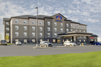 ‪BEST WESTERN Wainwright Inn & Suites‬
