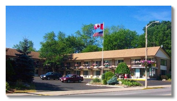 7 Days Inn Niagara Falls