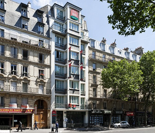 ‪Ibis Paris Ornano Montmartre North 18th‬